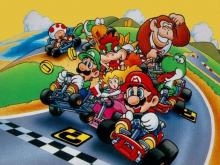 Barrel train is the best Kart for driving off road, also one of the fastest karts besides B Dasher.