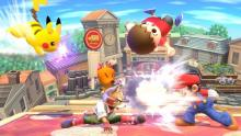 Super Smash Bros. Ultimate: Pikachu, Fox, Villager, Mario battle for supremacy