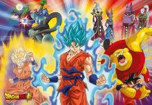 Dragonball super, cast of characters