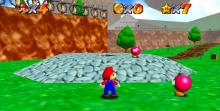 Bob-Omb Battlefield form Super Mario 64