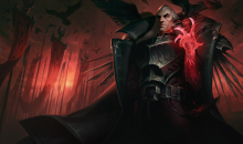 Swain is another support who can act as an ADC under unique circumstances.