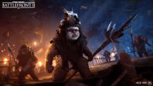 You can play as Ewoks now!