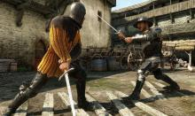 In Kingdom Come: Deliverance, you'd better learn the way of the blade quickly.
