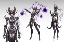 Syndra the Ascended.