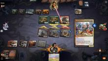 Double protection lets the Legionnaire attack for the win against Temur Adventures.