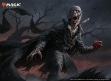 Zombie Vampire? This guy just can't catch a break.