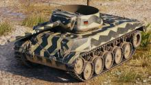 Destroy your enemies with the T67 Tank Destroyer.