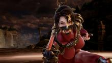 Fan favorite Taki made the fans cheer when she was announced to be in Soul Calibur VI!