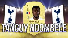Ndombele is a big signing for Tottenham.
