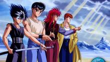 Yusuke and the other main characters