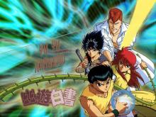 Team Urameshi is ready to fight