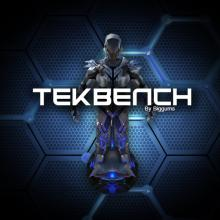 The Tek Bench mod allows players to craft Tek gear without beating the bosses of the game, saving players time and resources.