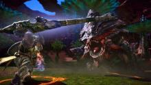 Battle and destroy large beasts that threaten the wellbeing of Arborea