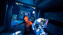 Fight off these aliens and fix the ship in The Persistence.