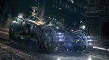 Get ready to enjoy the thrill of driving the batmobile as you work to clean up the streets of Gotham City in Batman: Arkham Knight.