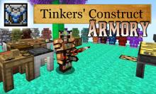 If your looking to add more weapons and armor to spice up the adventure, there is a mod for that! Tinkerers Construct is a personal favorite and I recommend checking it out.
