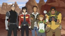 These teens are what we call Paladins, destined to control the legendary defender: Voltron.