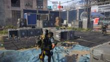 The gameplay of The Division 2, an alluring image that would interest even non-players.