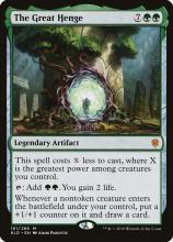 All mono green decks absolutely need a copy of this card.