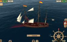 The Pirate: Caribbean Hunt lets you control the high seas.