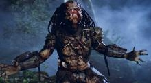 The Predator after his loss against Spider-Man