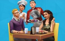 The Sims 4, open and run a restaurant