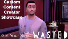 Now your Sims can sit back, relax, and get really drunk with their friends.