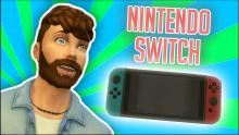 Sometimes Sims want to buy the latest and greatest games and have brand name consoles, too.