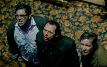 Pretty much how a typical pub crawl turns out (The World's End)