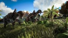 Therizinosaur Harvesting
