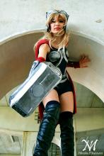 Who is worthy to wield Mjolnir?
