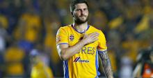 André-Pierre Gignac (81) is the centerpiece of Tigres' attack