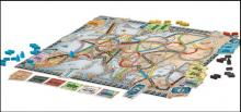 Board set upi for Ticket to Ride