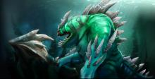 The Kraken was not the only beast in the sea