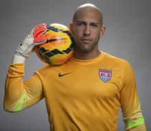 Can Zack Steffen eclipse this man in goal?