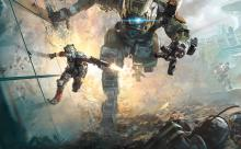 Titanfall 2's pilot wall-runs with his loyal mechanical mate