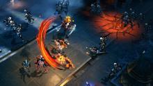 A mobile spin-off of the popular action RPG series, Diablo, whose action takes place between the events known from Diablo II: Lord of Destruction and Diablo III. By controlling a hero assigned to one of the six character classes, we fight hordes of enemies and bosses. In addition to playing alone, we can also join forces with players from all over the world in cooperation mode.