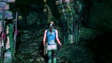 Caves are common to the Tomb Raider