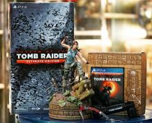 Ultimate edition plus get the Lara figure