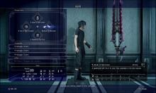 The in-menu screenshot for the Blade of Brennaere