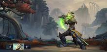 Master Yi, an assassin jungler in Wild Rift