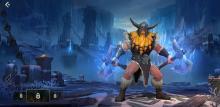 Olaf, an attack damage jungler in Wild Rift