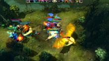 Team fights in Dota 2 can be hectic, but coordination can swing victory in your favor.