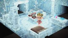 Transform your home into an ice palace with furniture from the Ice collection.