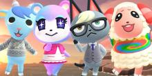 There are many new animal villagers to choose from in New Horizons.