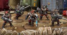 Gaurdsmen kill team has their eyes on the objective