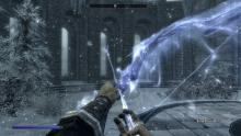 Arcane bow that dissipates when sheathed