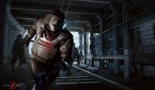 Run as fast as you can in World War Z