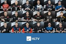 Top 20 Players 2018 HLTV