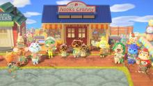 There's always something to celebrate in Animal Crossing: New Horizons.